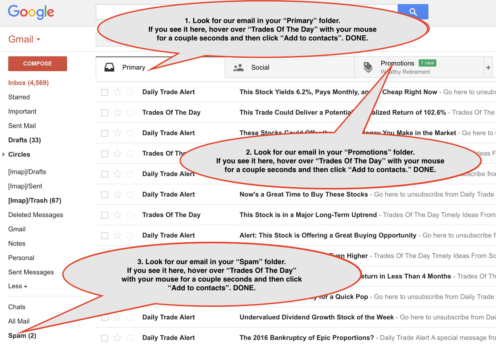 Gmail - TOD